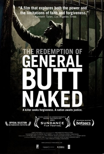 The Redemption of General Butt Naked - Poster / Capa / Cartaz - Oficial 1