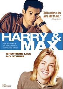 Harry + Max - Poster / Capa / Cartaz - Oficial 6