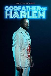 Godfather of Harlem (1ª Temporada) - Poster / Capa / Cartaz - Oficial 2
