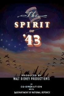 The Spirit of '43 - Poster / Capa / Cartaz - Oficial 1