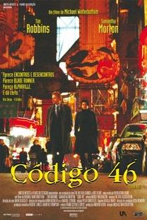 Código 46 - Poster / Capa / Cartaz - Oficial 4