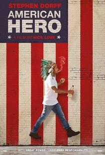 American Hero - Poster / Capa / Cartaz - Oficial 2