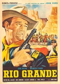 Rio Bravo - Poster / Capa / Cartaz - Oficial 2