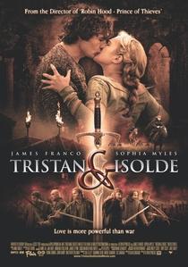 Tristão & Isolda - Poster / Capa / Cartaz - Oficial 3