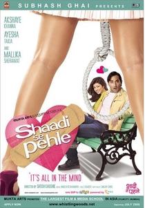 Shaadi Se Pehle - Antes do Casamento - Poster / Capa / Cartaz - Oficial 2