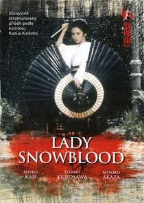 Lady Snowblood: Vingança na Neve - Poster / Capa / Cartaz - Oficial 4