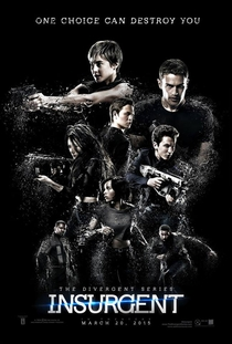 A Série Divergente: Insurgente - Poster / Capa / Cartaz - Oficial 3