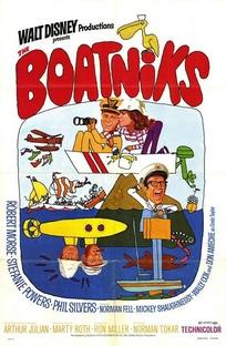 S.O.S - Gatunos ao Mar!  - Poster / Capa / Cartaz - Oficial 3