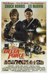Comando Delta - Poster / Capa / Cartaz - Oficial 3