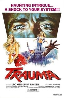 Trauma - Poster / Capa / Cartaz - Oficial 2