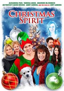 Christmas Spirit - Poster / Capa / Cartaz - Oficial 1