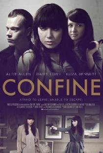 Confine  - Poster / Capa / Cartaz - Oficial 2