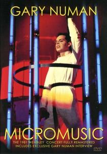 Gary Numan – Micromusic - Poster / Capa / Cartaz - Oficial 1