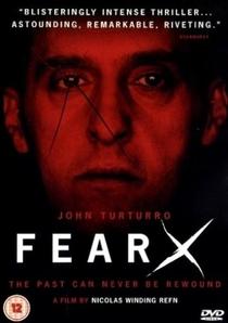 Medo X - Poster / Capa / Cartaz - Oficial 1