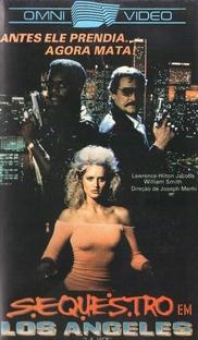 Seqüestro em Los Angeles - Poster / Capa / Cartaz - Oficial 1