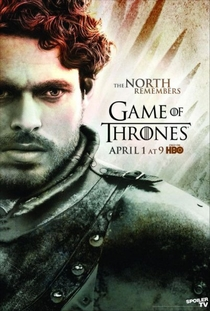 Game of Thrones (2ª Temporada) - Poster / Capa / Cartaz - Oficial 15
