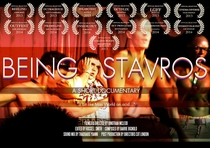 Being Stavros - Poster / Capa / Cartaz - Oficial 1