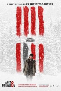 Os Oito Odiados - Poster / Capa / Cartaz - Oficial 15