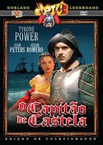 Capitão de Castela - Poster / Capa / Cartaz - Oficial 2