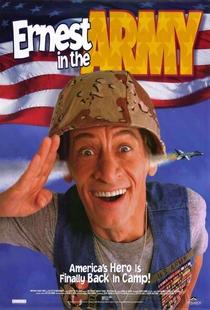 Ernest Vai ao Exército - Poster / Capa / Cartaz - Oficial 2