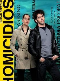Homicídios - Poster / Capa / Cartaz - Oficial 2