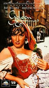 Cigana Feiticeira - Poster / Capa / Cartaz - Oficial 3