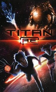 Titan - Poster / Capa / Cartaz - Oficial 1