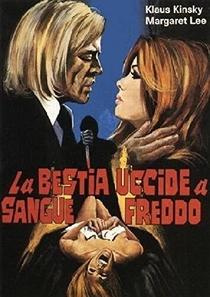 A Besta Mata a Sangue Frio - Poster / Capa / Cartaz - Oficial 4