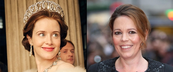 'The Crown' reveals Claire Foy's replacement for season 3 and 4