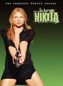 La Femme Nikita - 4ª Temporada - Poster / Capa / Cartaz - Oficial 1