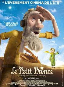 O Pequeno Príncipe - Poster / Capa / Cartaz - Oficial 9