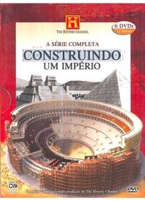 Construindo um Império - Poster / Capa / Cartaz - Oficial 2
