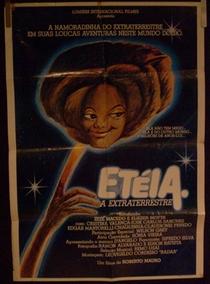 Etéia, A Extraterrestre Em Sua Aventura No Rio - Poster / Capa / Cartaz - Oficial 1