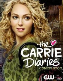 The Carrie Diaries (1ª Temporada) - Poster / Capa / Cartaz - Oficial 2