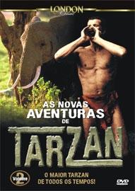 As Novas Aventuras de Tarzan - Poster / Capa / Cartaz - Oficial 2