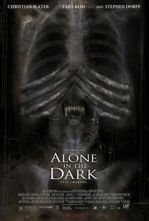 Alone in the Dark: O Despertar do Mal - Poster / Capa / Cartaz - Oficial 4