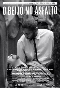 O Beijo no Asfalto - Poster / Capa / Cartaz - Oficial 1