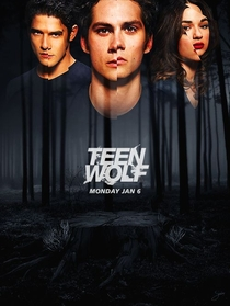 Teen Wolf (3ª Temporada) - Poster / Capa / Cartaz - Oficial 1