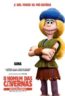 O Homem das Cavernas - Poster / Capa / Cartaz - Oficial 42