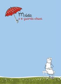 Miúda e o guarda-chuva - Poster / Capa / Cartaz - Oficial 1
