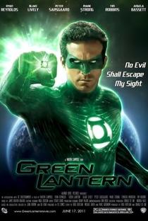 Lanterna Verde - Poster / Capa / Cartaz - Oficial 6