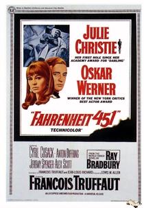 Fahrenheit 451 - Poster / Capa / Cartaz - Oficial 4