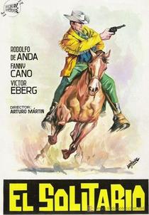El Solitário - Poster / Capa / Cartaz - Oficial 1