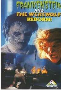 Frankenstein & the Werewolf Reborn! - Poster / Capa / Cartaz - Oficial 3