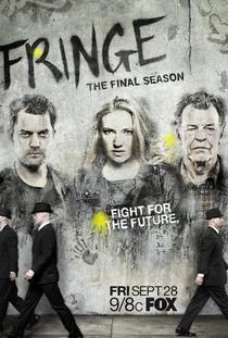 Fronteiras (5ª Temporada) - Poster / Capa / Cartaz - Oficial 2