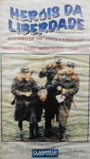 Heróis da Liberdade - Poster / Capa / Cartaz - Oficial 1