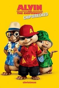 Alvin e os Esquilos 3 - Poster / Capa / Cartaz - Oficial 4