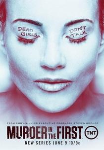 Murder in the First (1ª Temporada) - Poster / Capa / Cartaz - Oficial 1