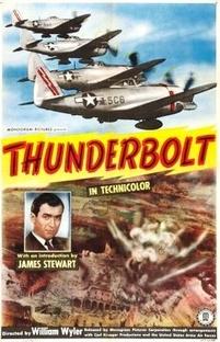 Thunderbolt - O Avião P-47  - Poster / Capa / Cartaz - Oficial 1