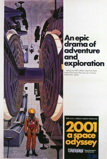 2001: Uma Odisseia no Espaço - Poster / Capa / Cartaz - Oficial 34